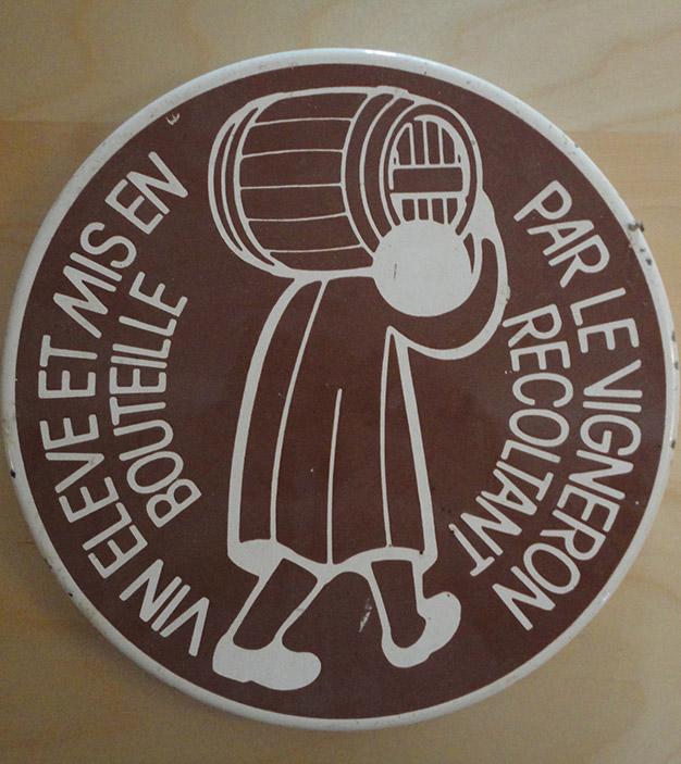 Ancien logo du Vigneron Indépendant