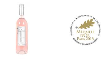 Domaine des Pomples - Rosé 2012