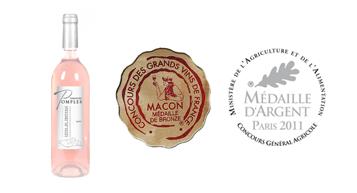 Domaine des Pomples - Rosé 2010