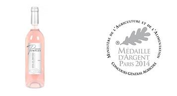 Domaine des Pomples - Rosé 2013